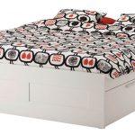 Двуспальная кровать с ящиками Ирина
