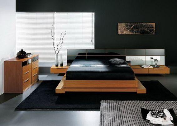 Двуспальные кровати без изголовья