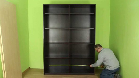 Инструкция по установке шкафа-купе