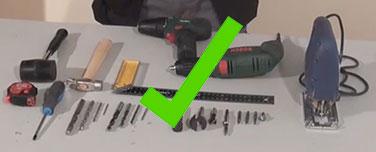 Инструменты для изготовления корпусной мебели своими руками