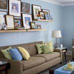 Интерьер гостиной дизайн