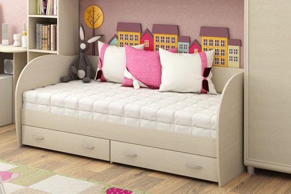 КР-113 кровать