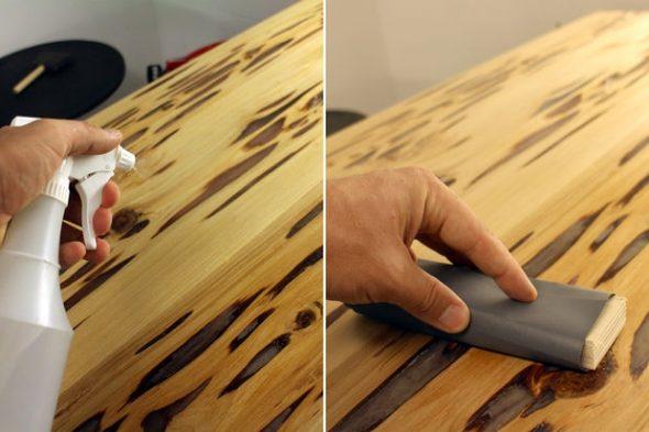 Креативный светящийся стол своими руками
