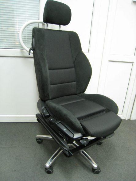 Кресло офисное-ремонт