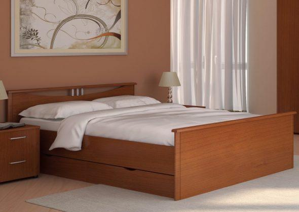 Кровать МЕЛИССА (160 см)