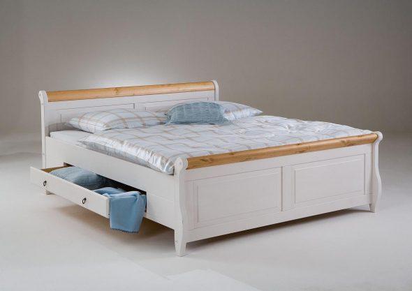 Кровать ММЦ Мальта-180 с ящиками