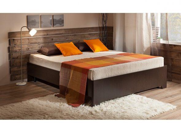 Кровать без изголовья Эко
