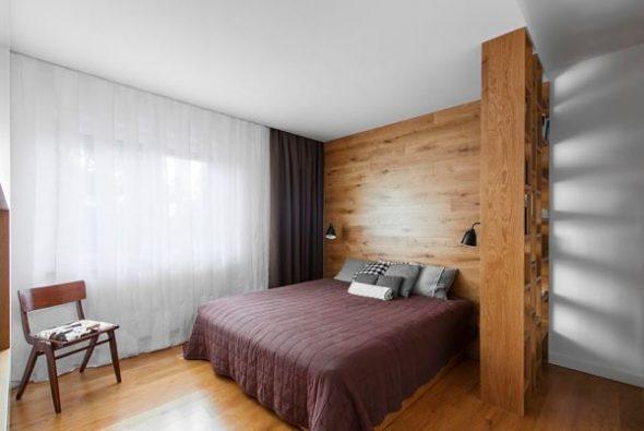 Кровать без изголовья-гламурно