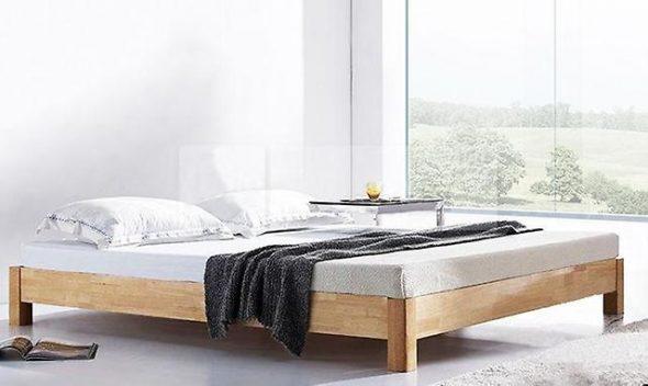 Кровать без спинки в Японском стиле