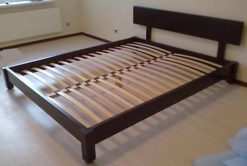Кровать деревянная каркас