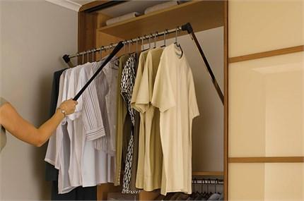 Мебельный лифт (пантограф) для верхней одежды