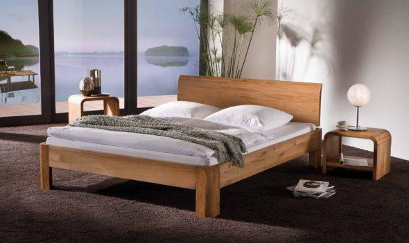 Основные модели кроватей в своей конструкции не содержат больших массивов дерева