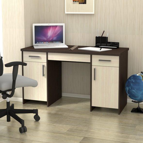 Письменный стол в дизайне