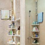 Полки для ванной -подвесные
