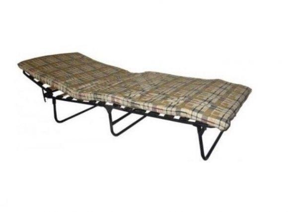 Раскладушка кровать для дачи