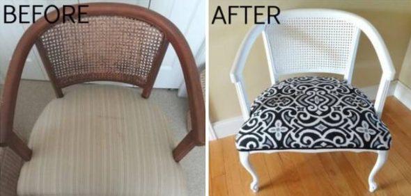 Реставрация мебели позволит старую мебель превратить в современную