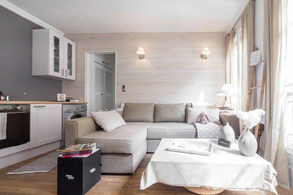 Варианты интерьера однокомнатной квартири