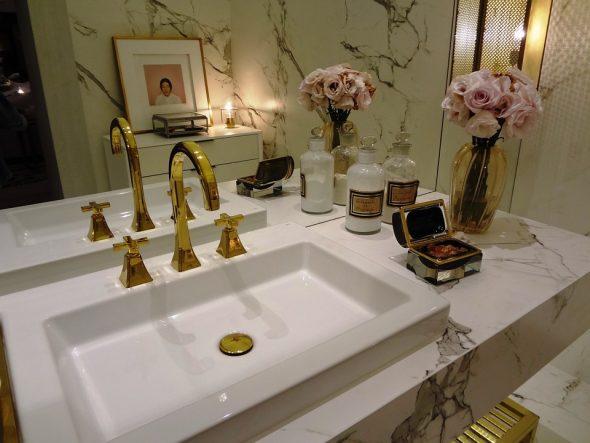 ванная зеркало