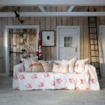 чехол на диван интерьер дизайн