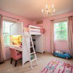 детская кровать чердак дизайн