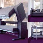 диван двухъярусная кровать трансформер коллаж