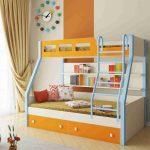 двухъярусная детская кровать идеи
