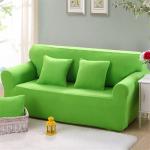 еврочехлы на диваны и кресла зеленые