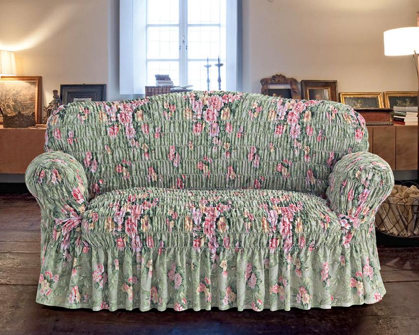 Сшит накидку для дивана