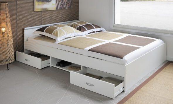 компактная модель кровати