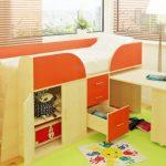 кровать чердак для ребенка
