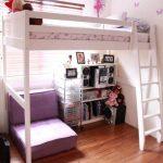 кровать икеа чердак дизайн