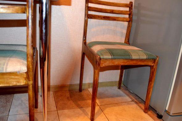 обновить старый стул своими руками