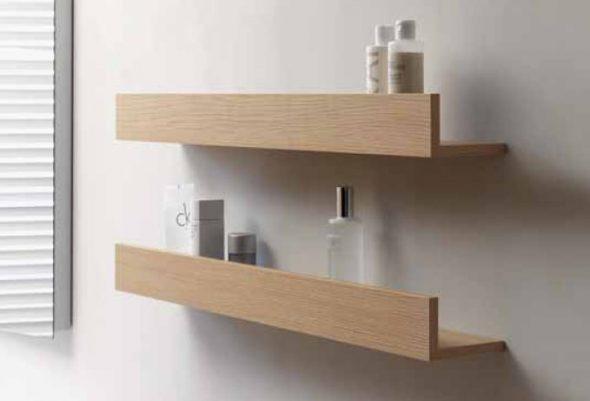 практичные полочки в ванную