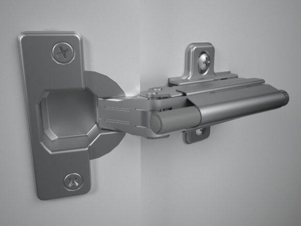регулировать двери шкафа