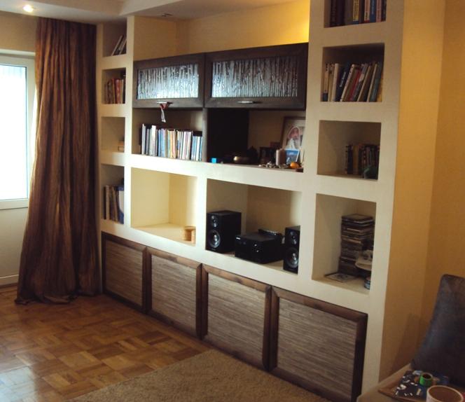 Фото мебель из гипсокартона своими руками