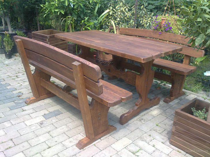 Деревянный стол своими руками на даче фото 904