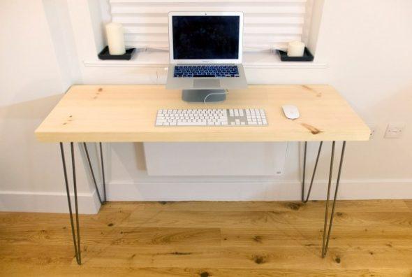стол письменный для школьника своими руками