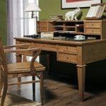 вариант дизайна письменного стола