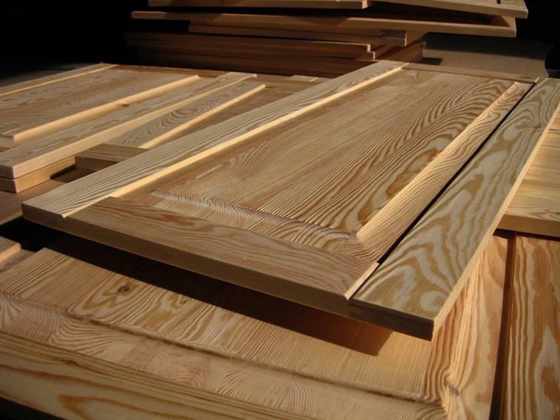 Фасад для мебели из дерева своими руками