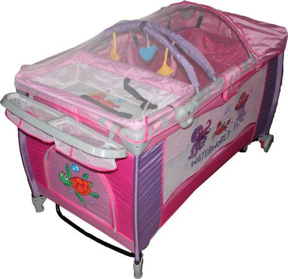 Детская кровать-манеж ForKiddy Arena Lux