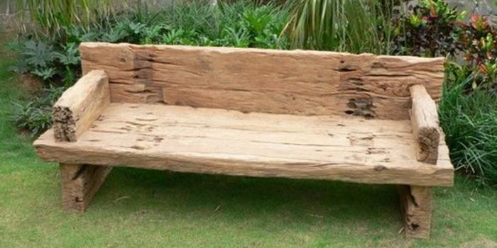 Мебель своими руками стол садовый