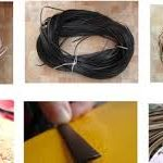 Искусственный ротанг – плетём мебель и экономим
