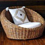 Изготовление плетеной мебели своими руками фото