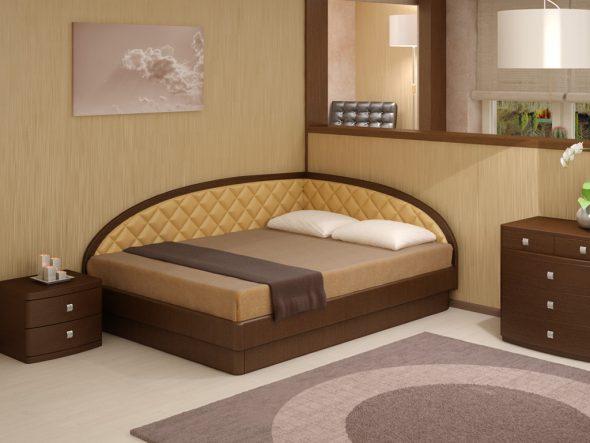 Кровать Торис ЮМА С3
