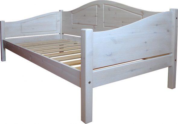 Кровать односпальная К3-Лирика