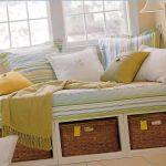 Кровати с ящиками для хранения вещей