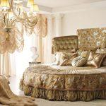 Круглые кровати в интерьере