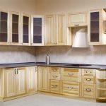Кухня своими руками из мебельных щитов-выбор