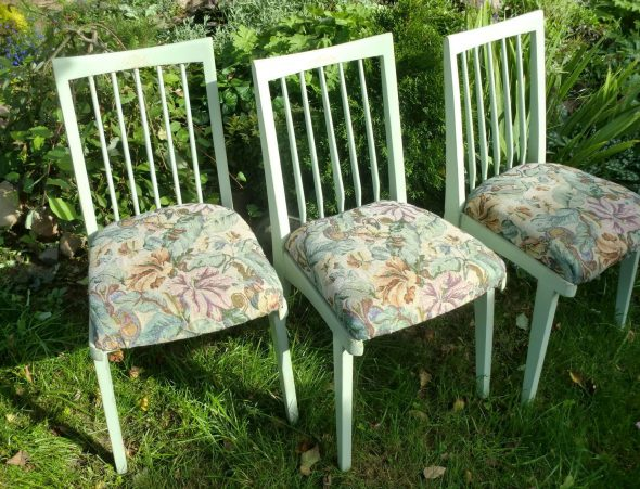 Мебель ручной работы-реставрация стула