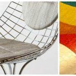 Мебель выполненная из необычных материалов